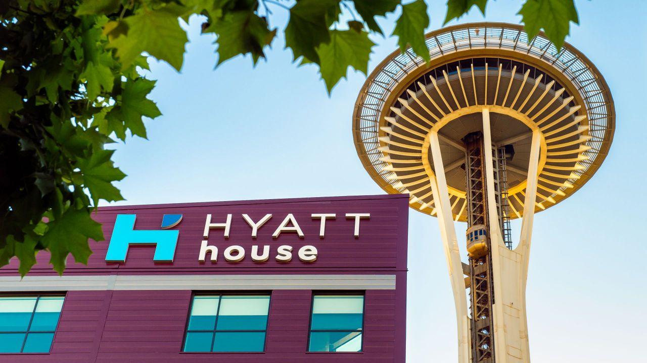 Hyatt House Seattle Downtown exterior