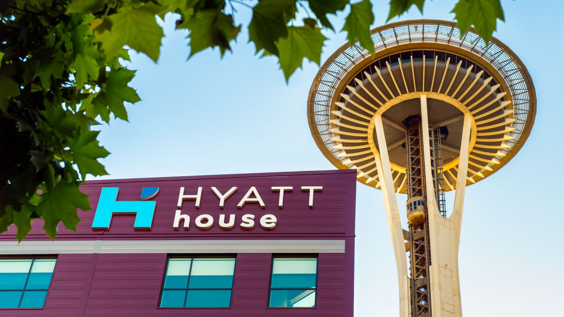 Hyatt House Seattle Downtown exterior