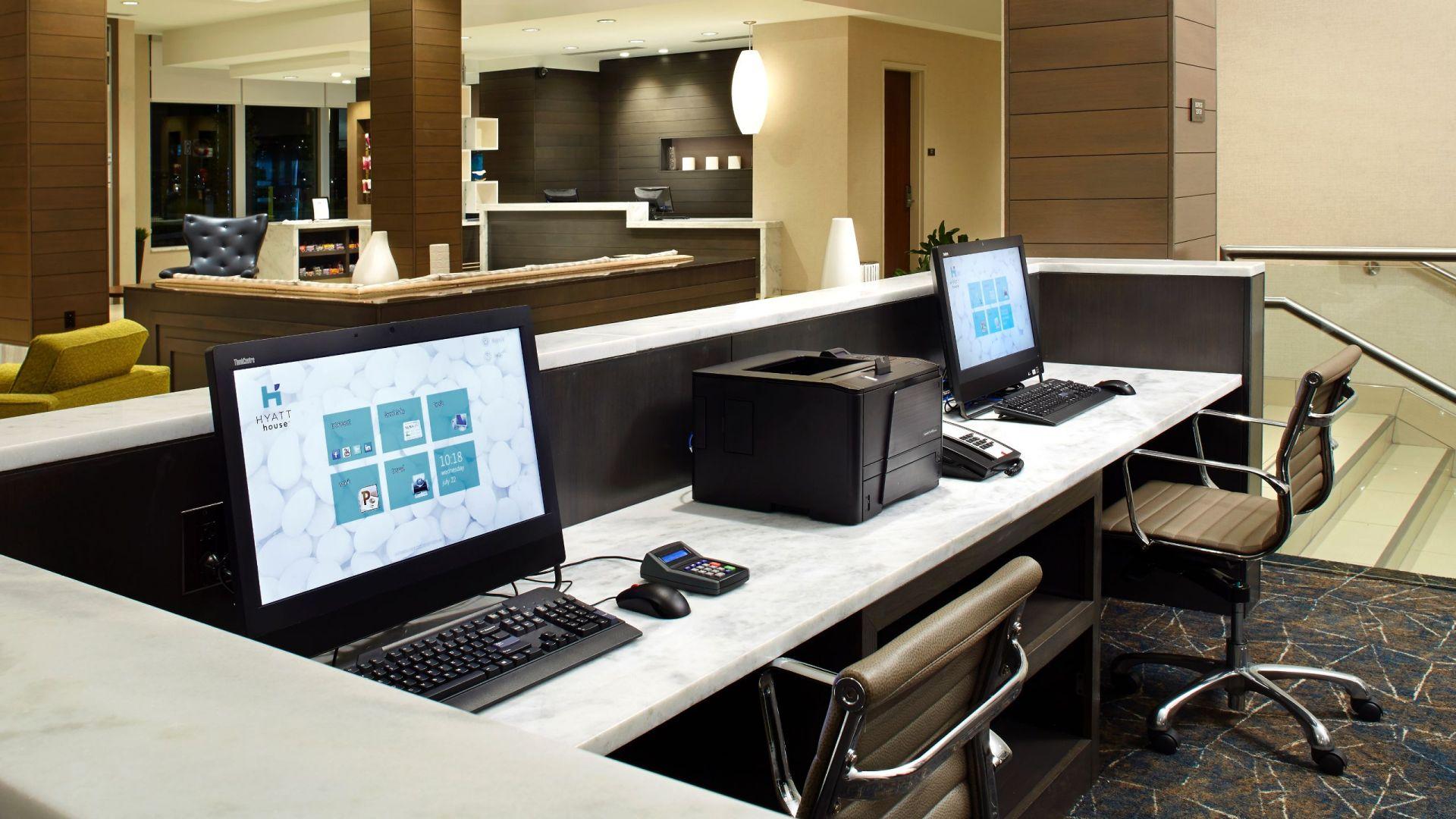 Hyatt House Business Center
