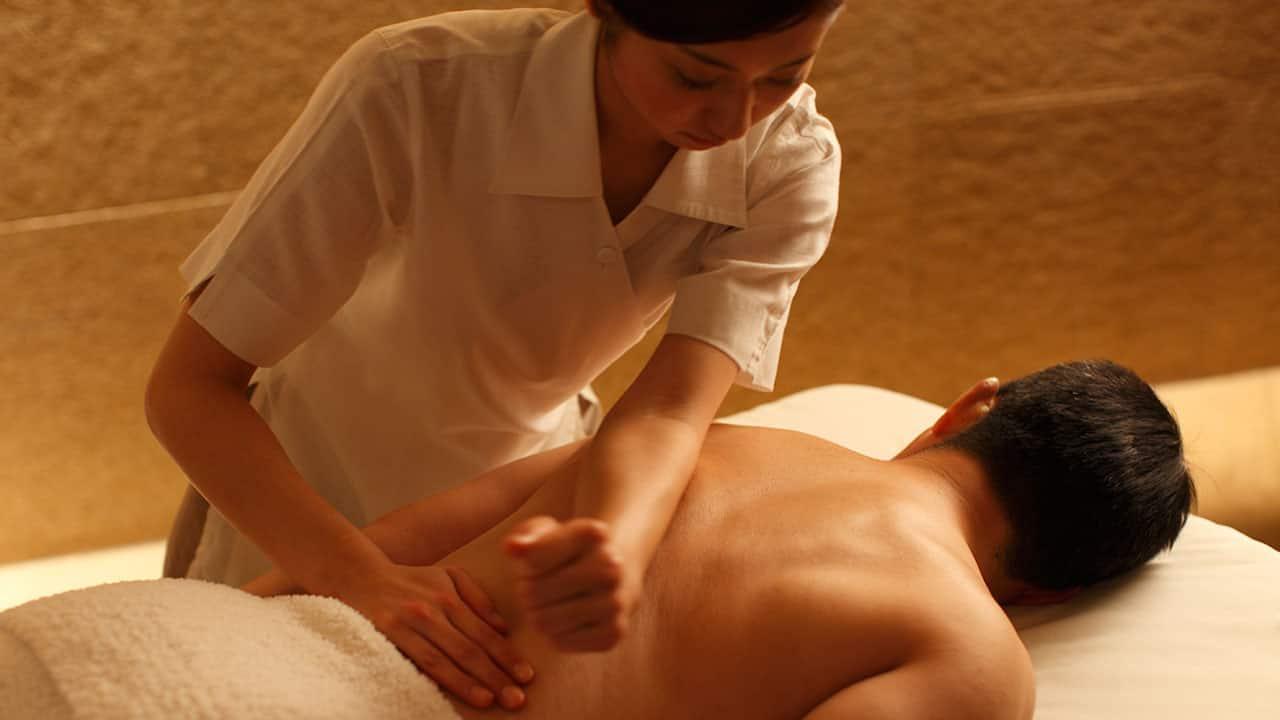 Sport Massage at Shankha Spa and Wellness