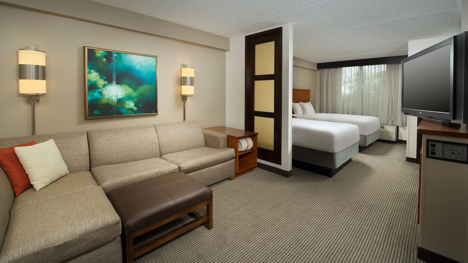 San Antonio Hotel with double rooms – Hyatt Place Hotel San Antonio-Northwest/Medical Center