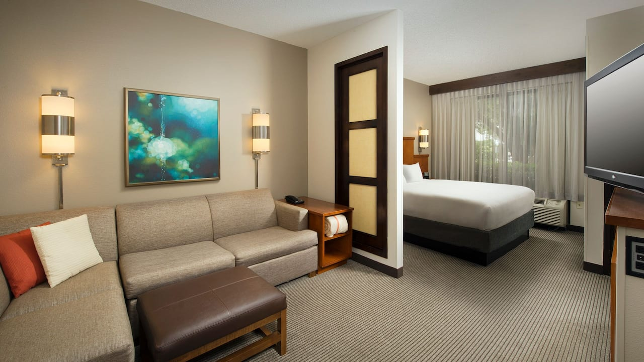 San Antonio Hotel with king rooms – Hyatt Place Hotel San Antonio-Northwest/Medical Center