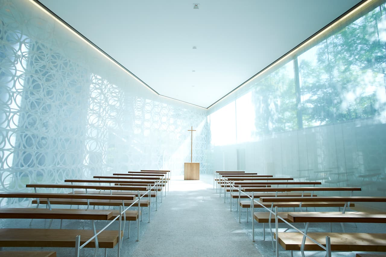 Eternity Chapel - Hyatt Regency Osaka