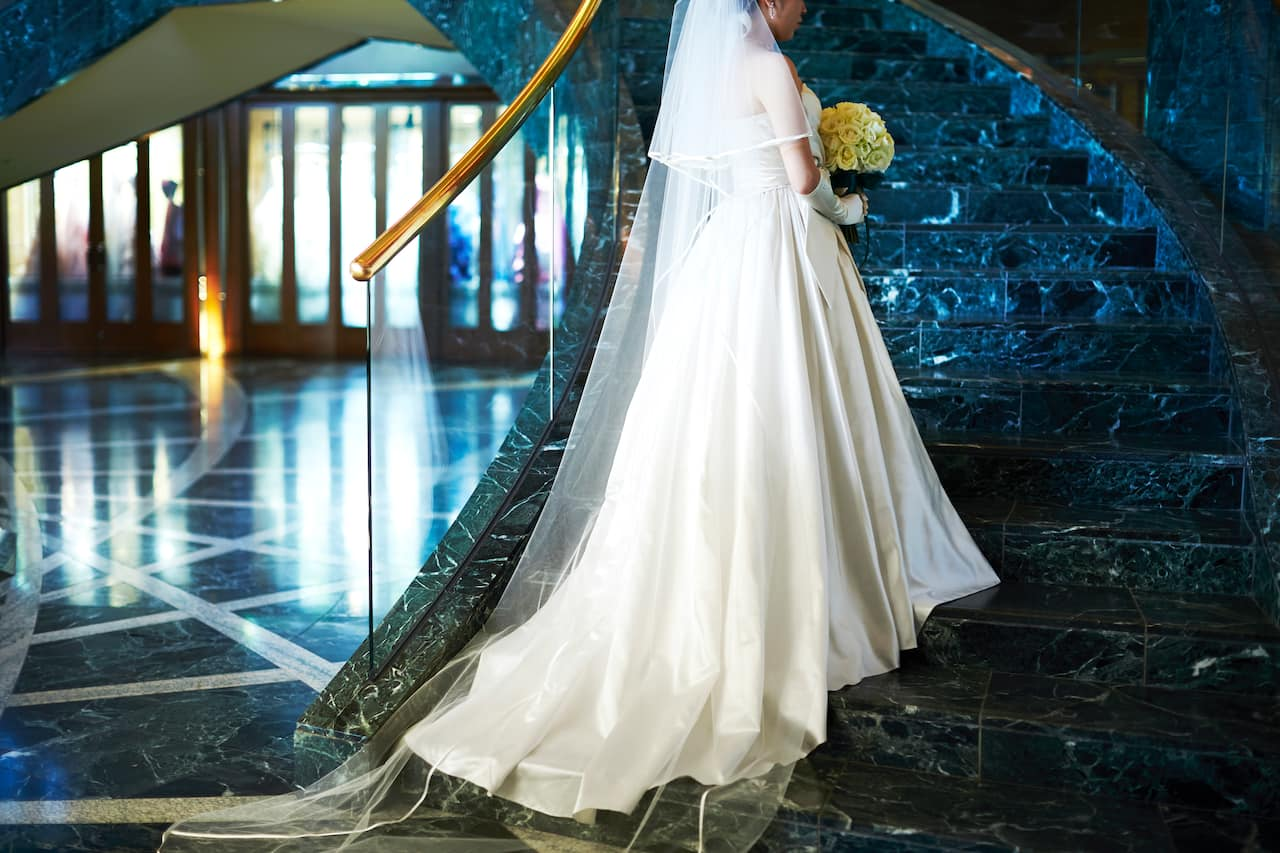 Hyatt Regency Osaka Wedding