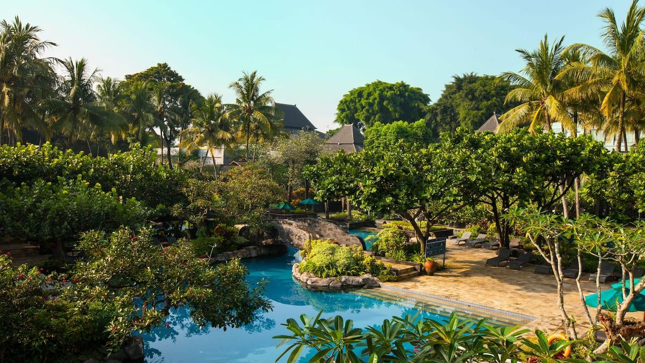 Hyatt Regency Yogyakarta Pool