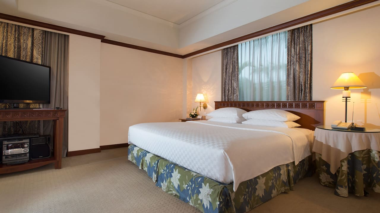 Regency Suite King at Hyatt Regency Yogyakarta