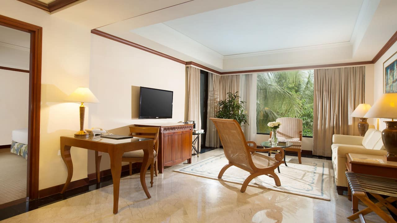 Regency Suite King with Living Room at Hyatt Regency Yogyakarta