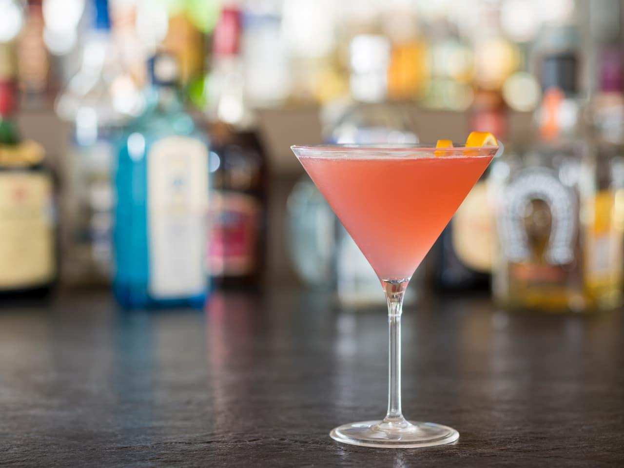 Bar de Alberca