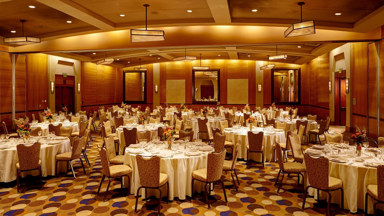 Grand Hyatt Seattle Princessa Ballroom