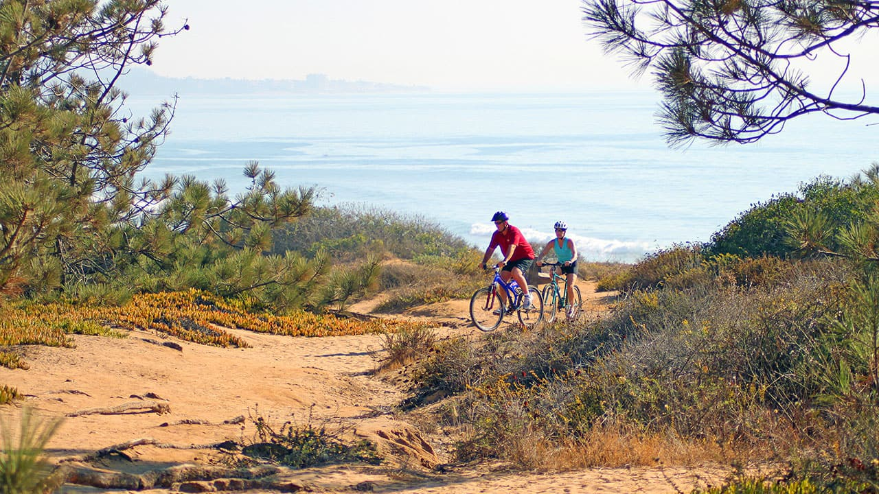 Torrey Pines Bike Riders