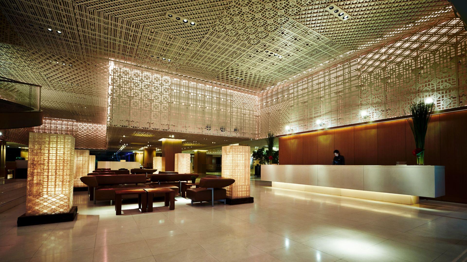 Hyatt Regency Kyoto Lobby