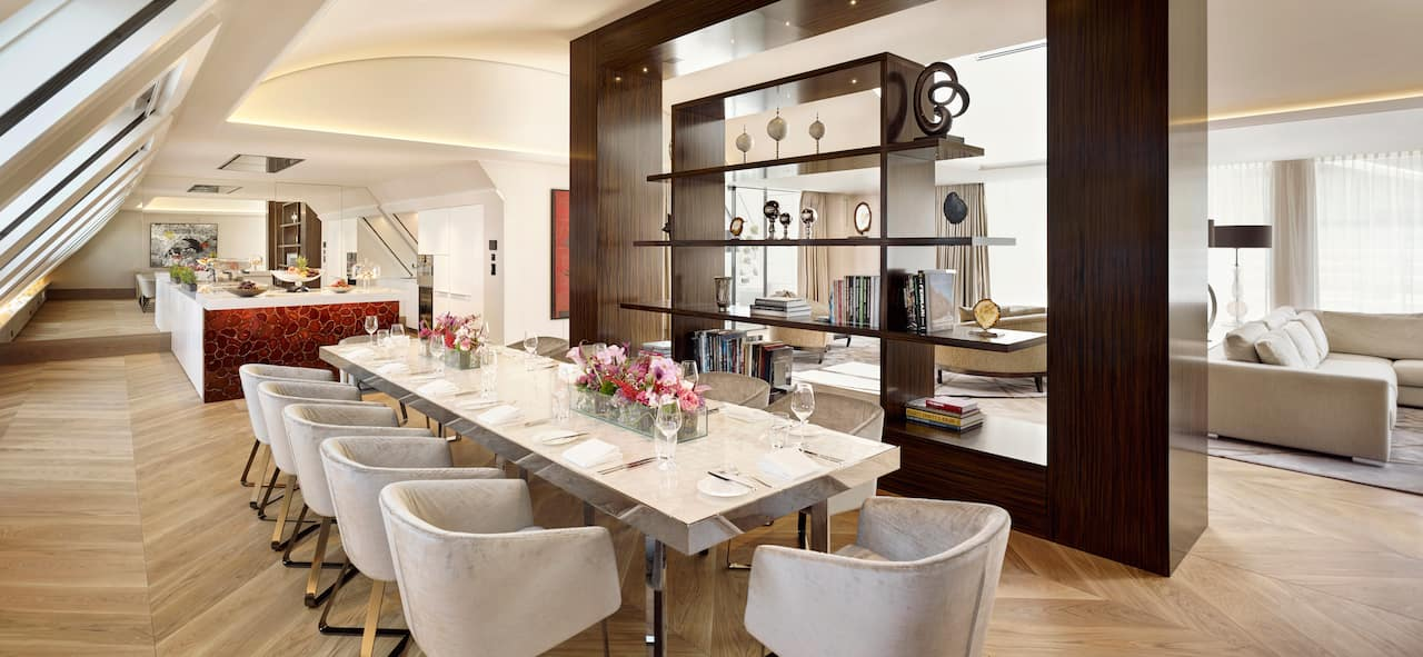 Royal Penthouse Suite - Dining Area