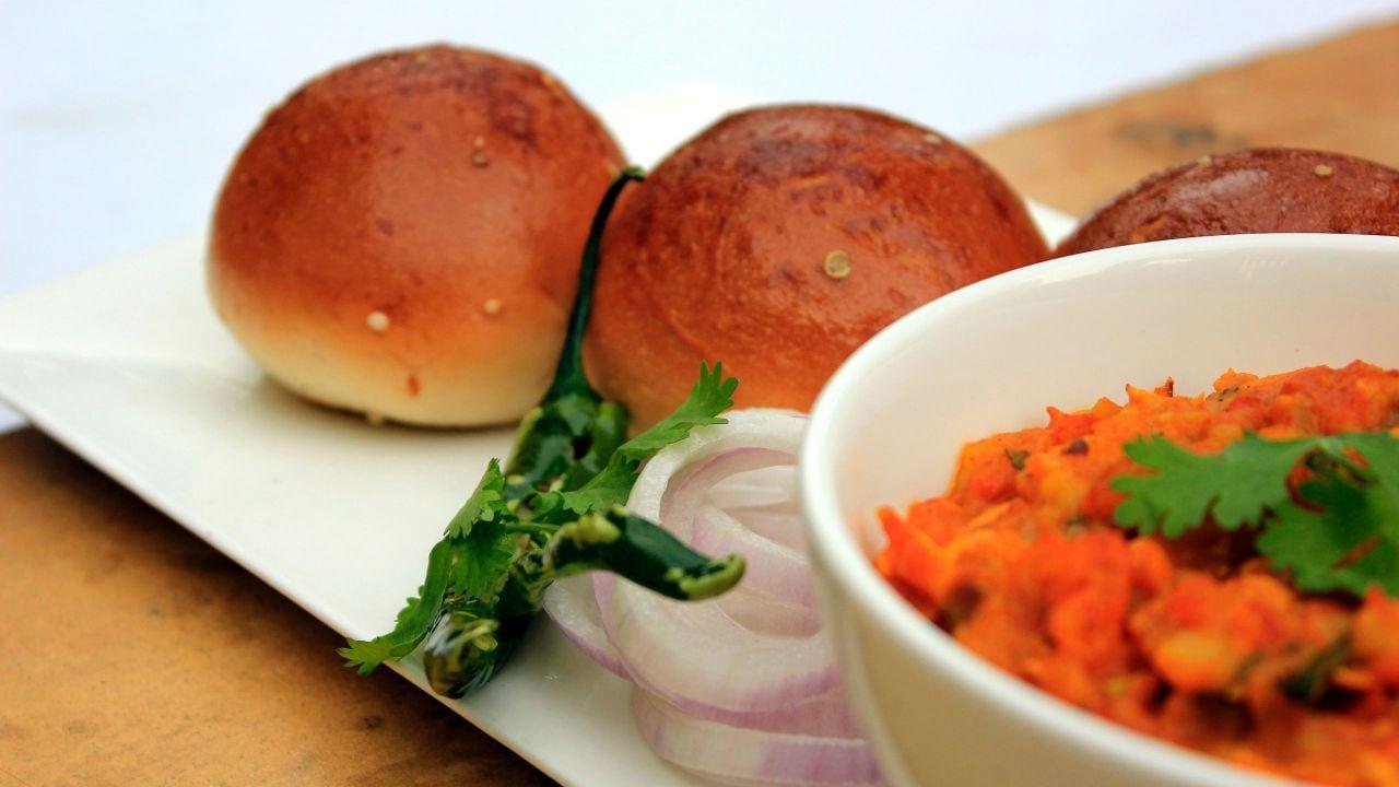 Bhaji Pav Maharashtran