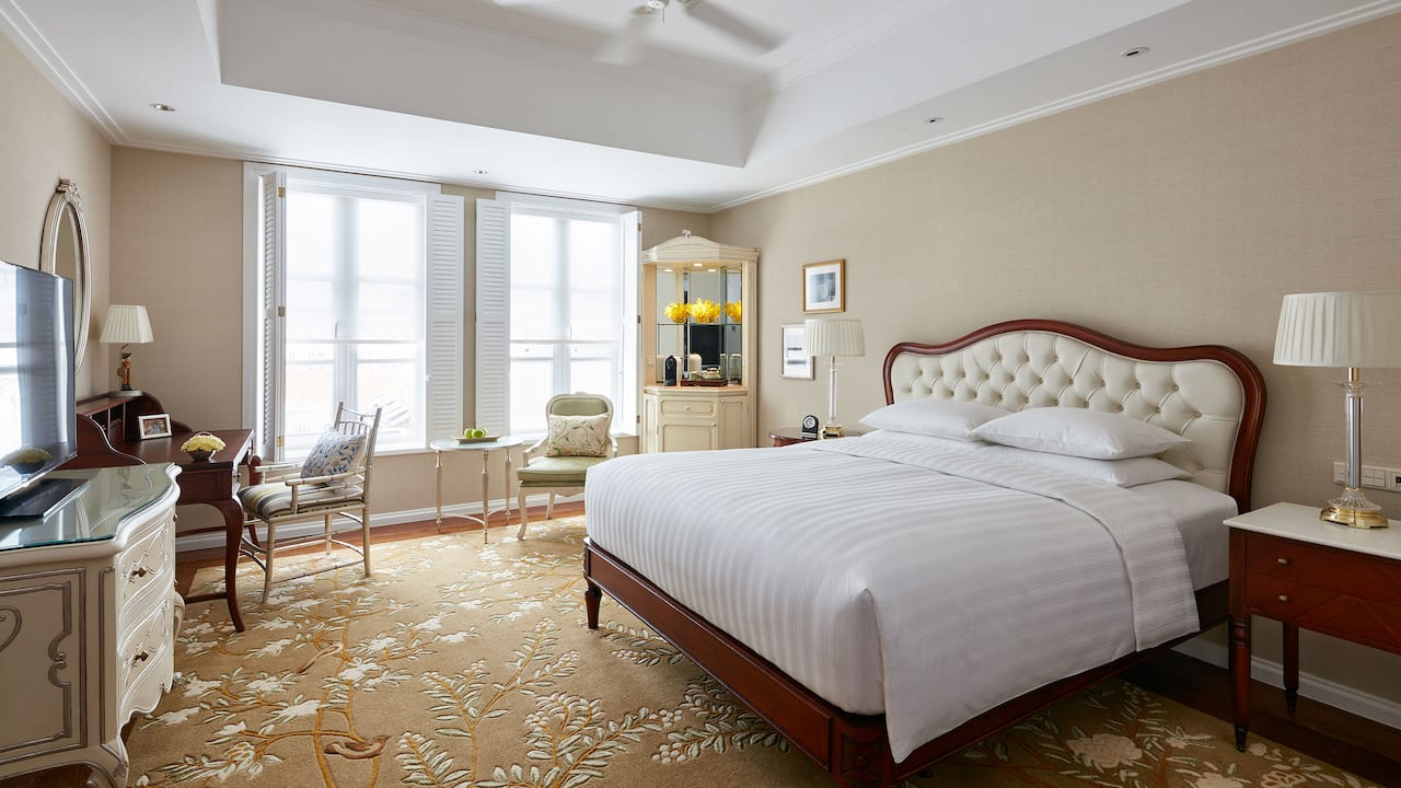 Park Hyatt Saigon King Room, a Luxury Room with 1 King Bed