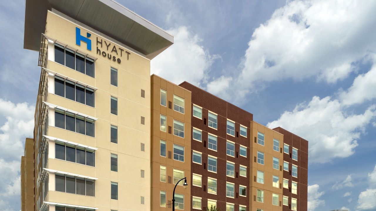 Hyatt House Atlanta/Downtown Exterior