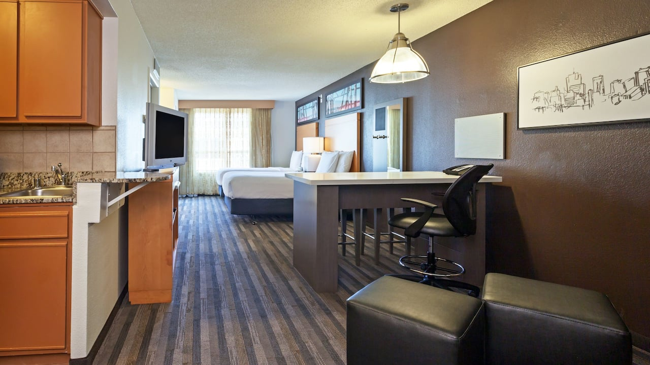 Hyatt House Accessible Suite