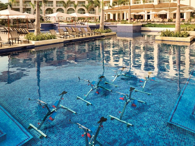 Aqua Bicycle Workout