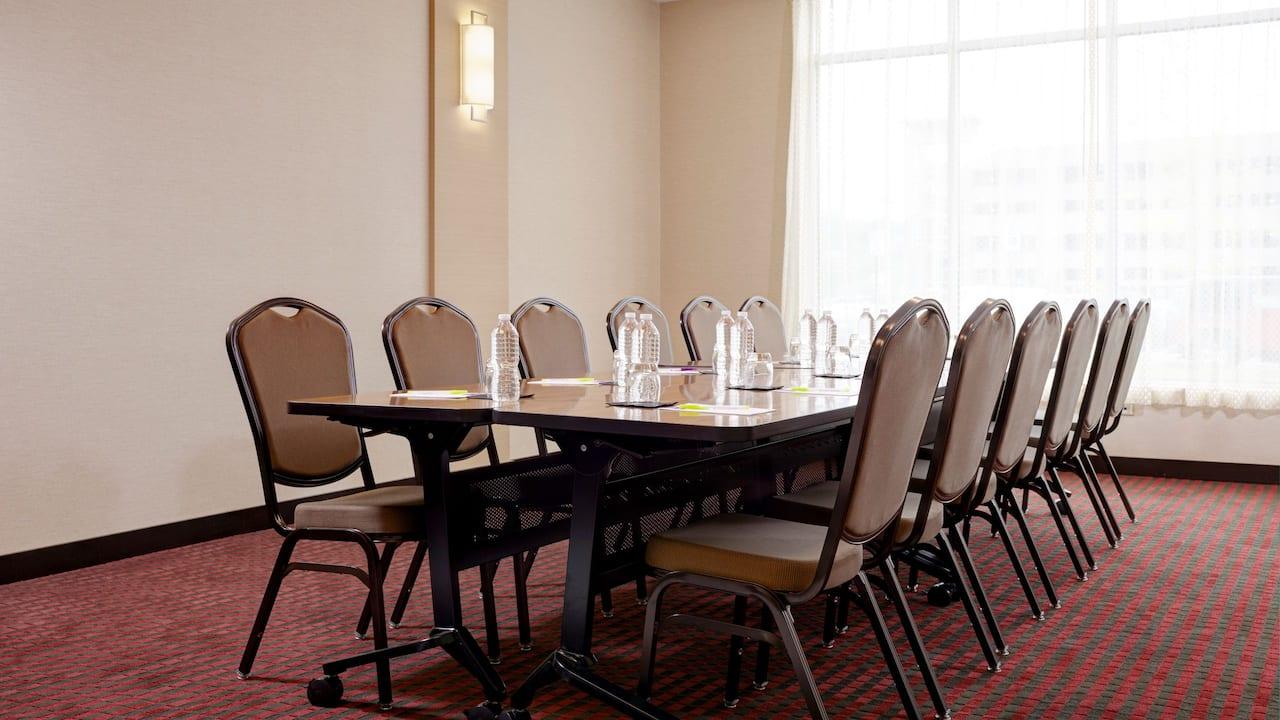 Corporate Boardroom Setup