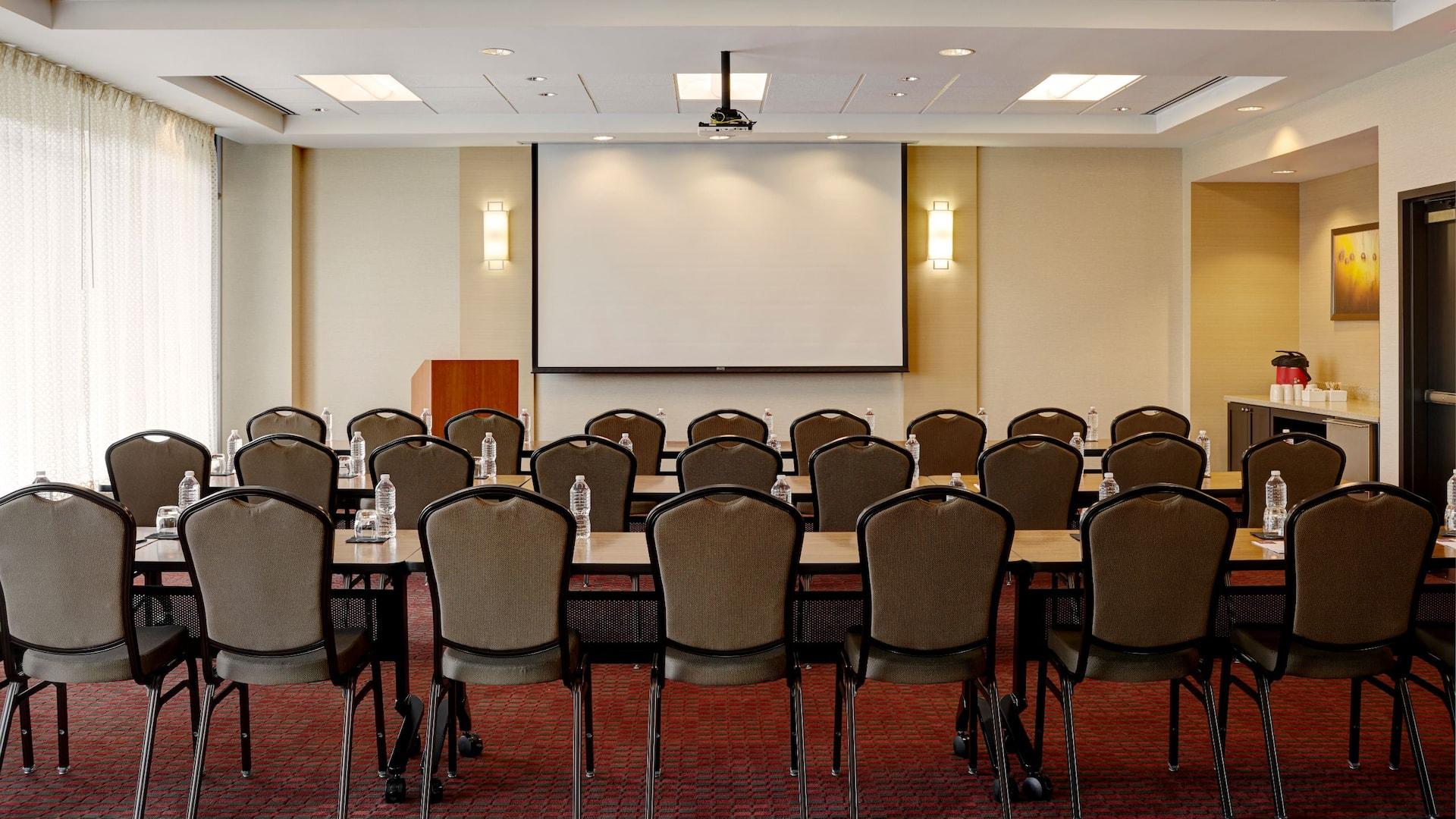 Corporate Set Up Classroom