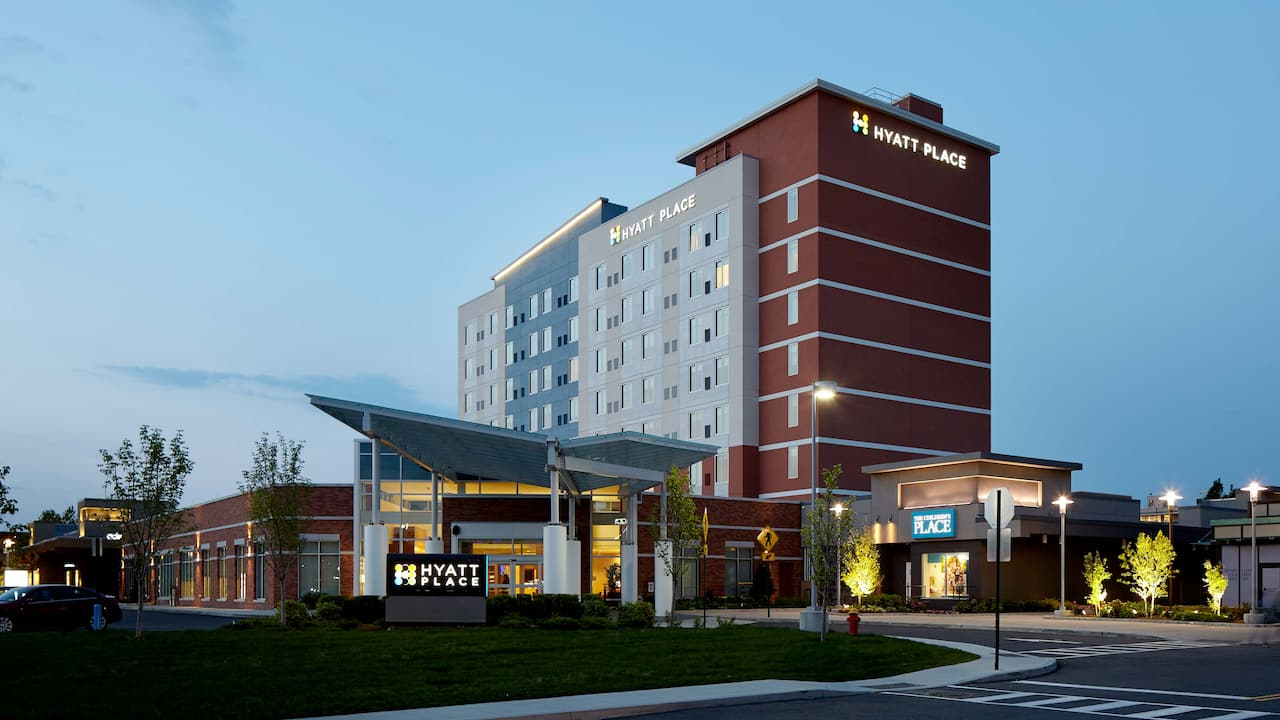 Hyatt Place New York/Yonkers Hotel Exterior
