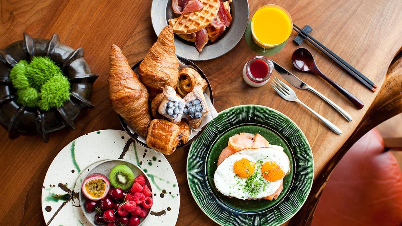 GROK Breakfast