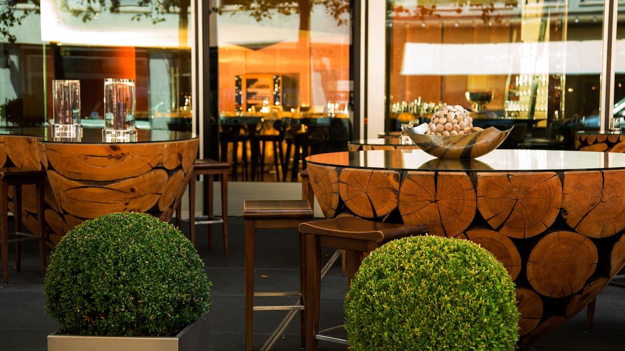 ONYX Bar Terrace