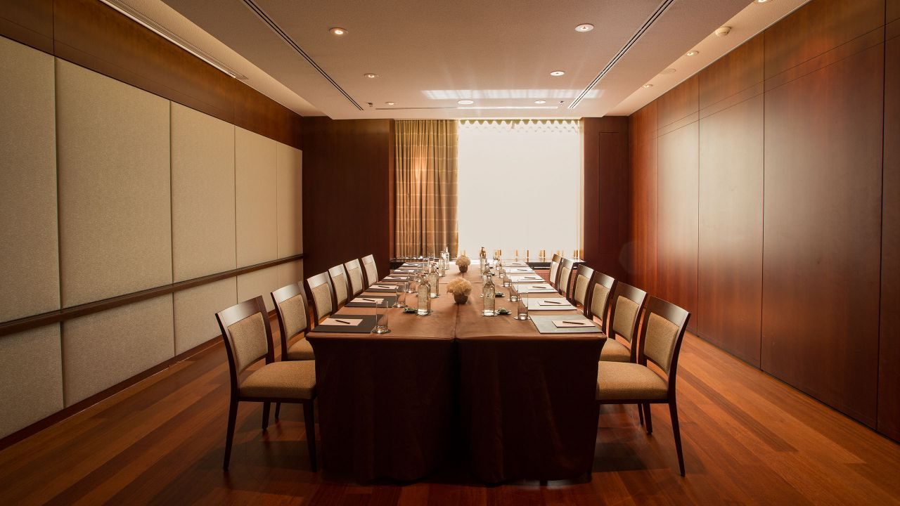 Chicago Boardroom Meeting