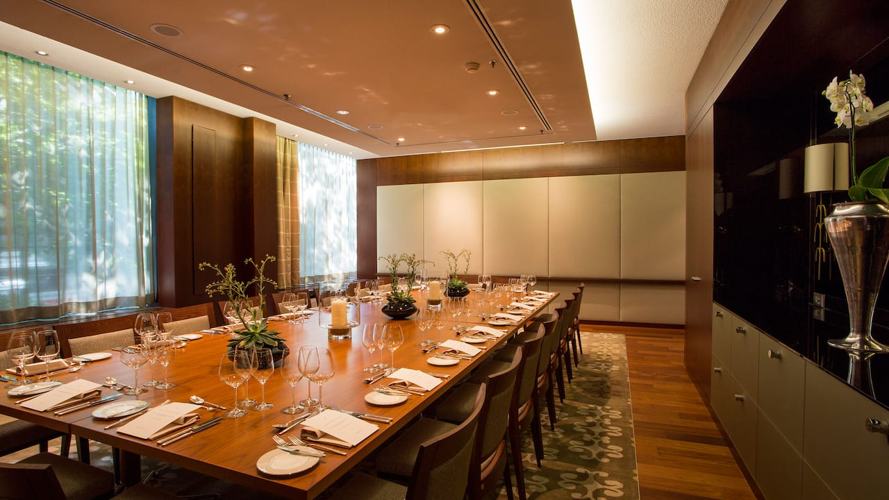 Park Hyatt Zurich Meeting Room Paris