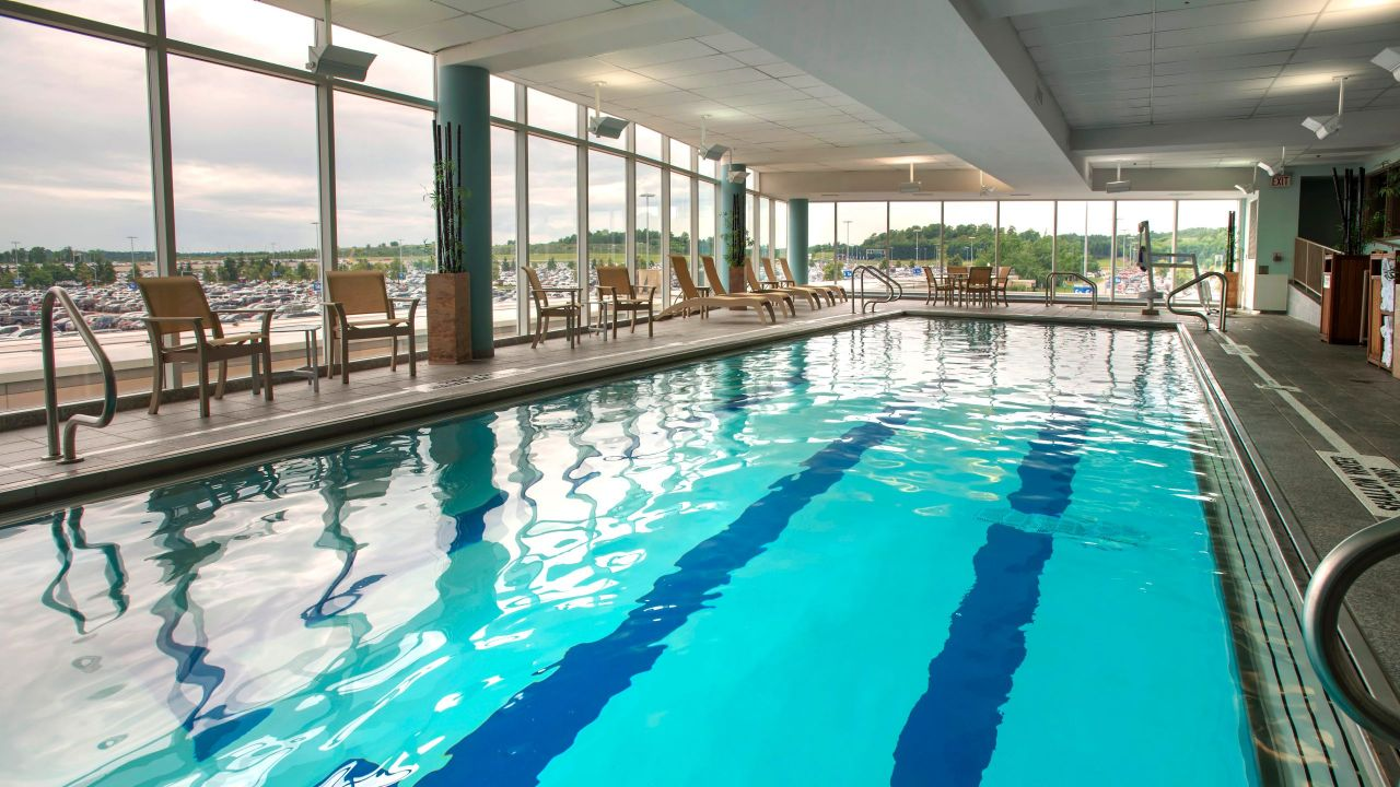 Hyatt Regency Pittsburgh International Airport Pool