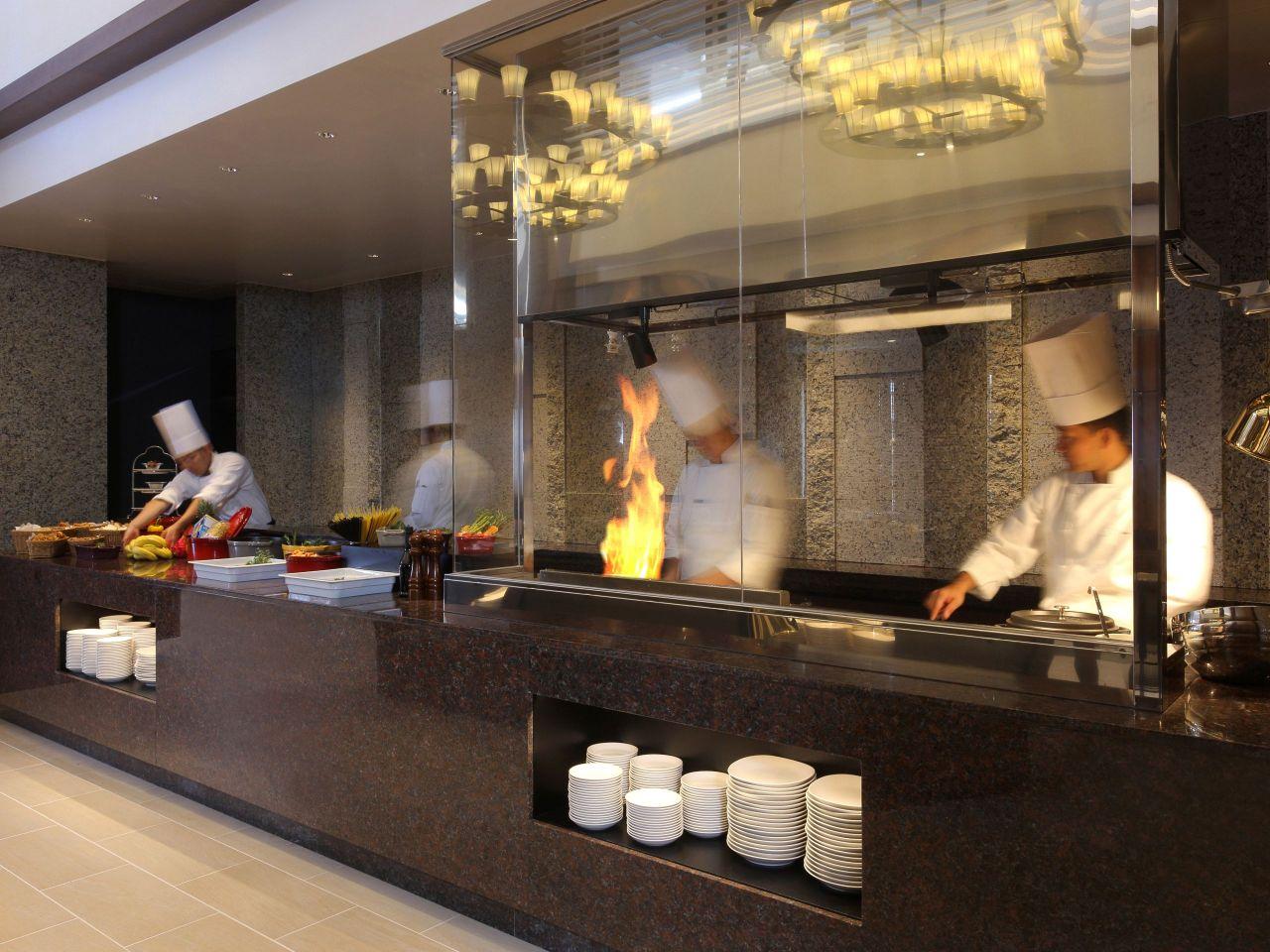 Chefs at Sakurazaka