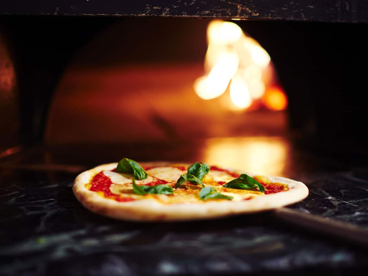 Hyatt Regency Osaka Basilico Pizza and Oven