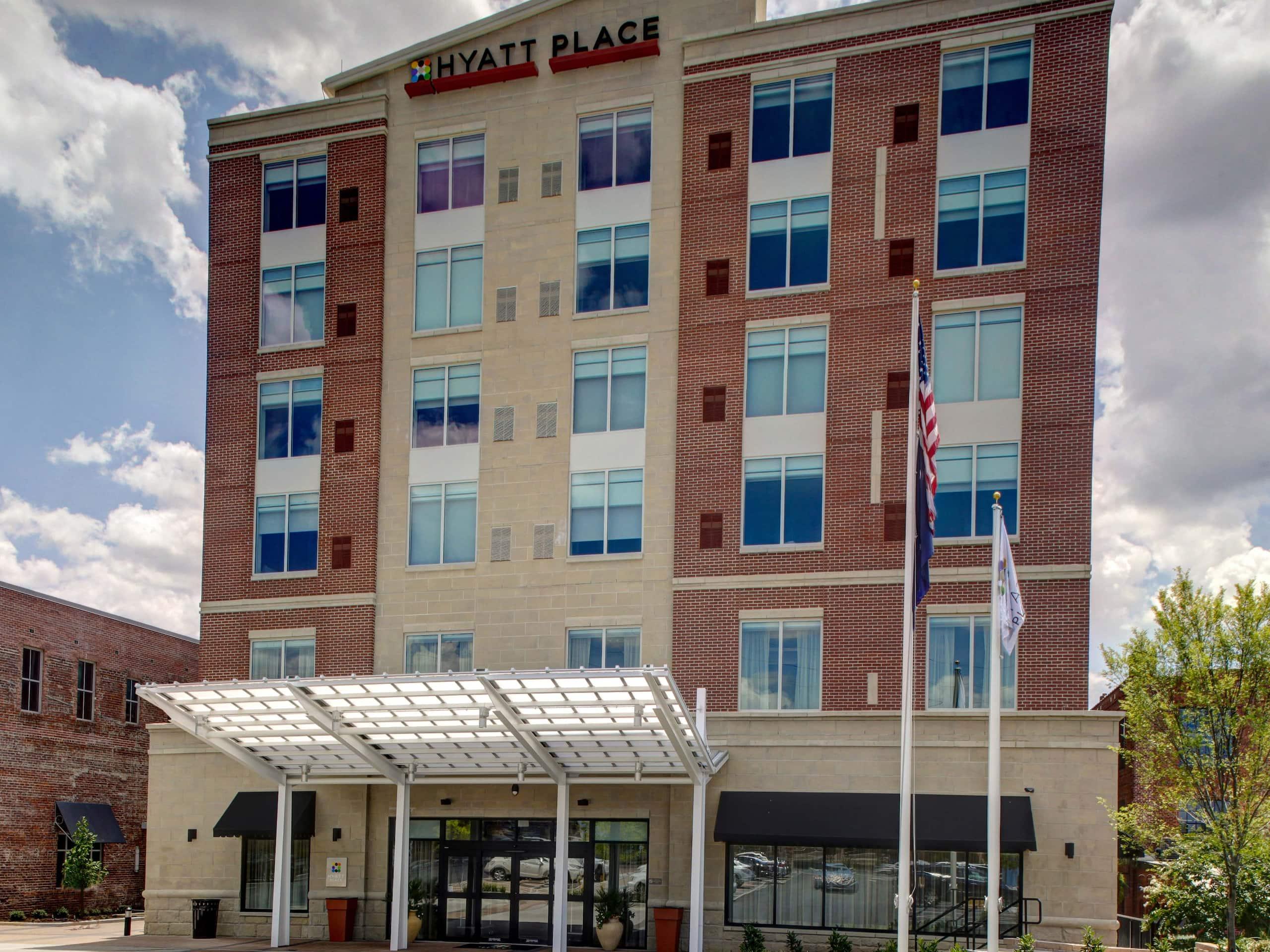 Cozy Hotel Near University Of South Carolina Hyatt Place Columbia Downtown The Vista