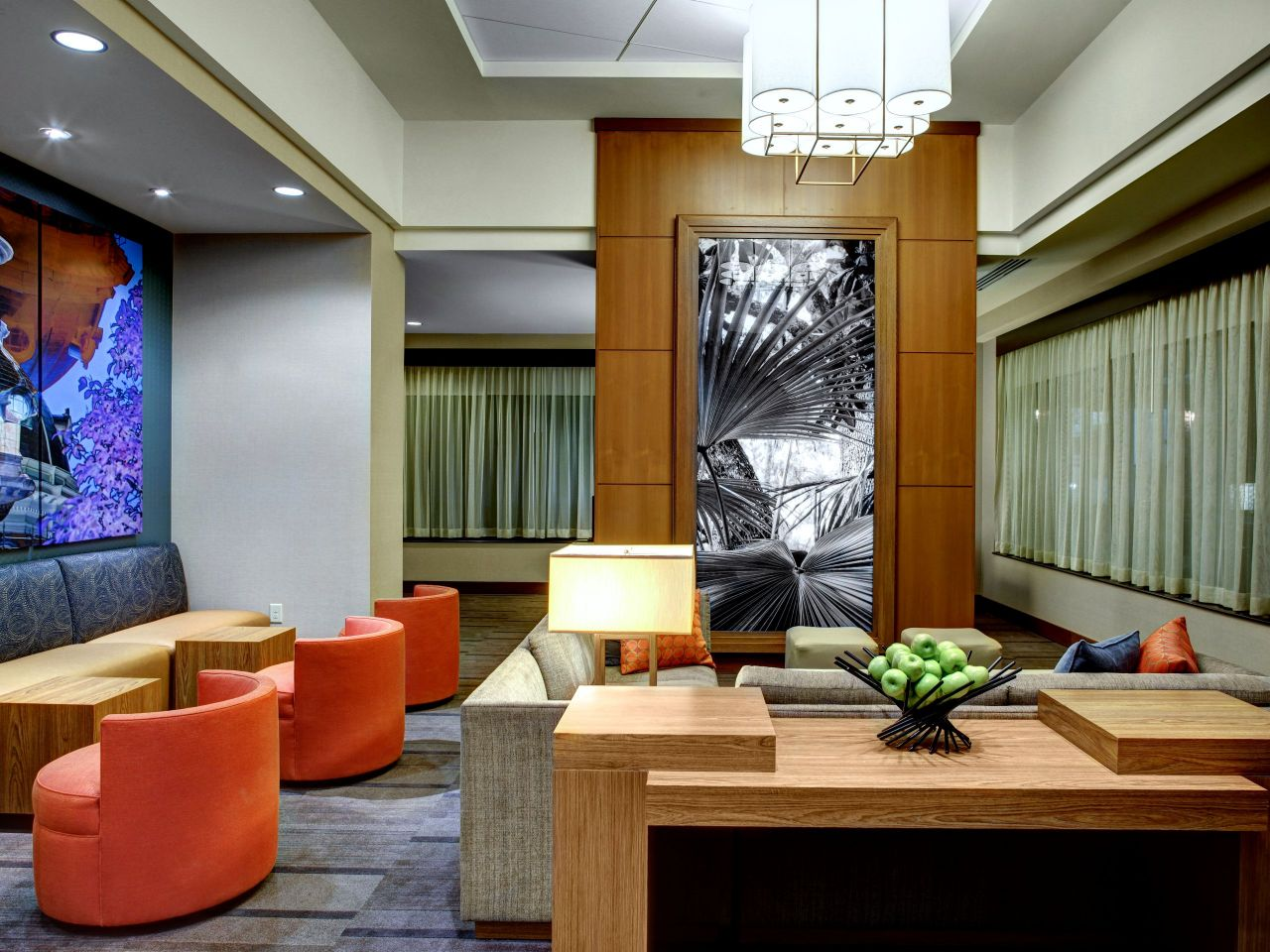Hyatt Place Columbia / Downtown / The Vista lobby
