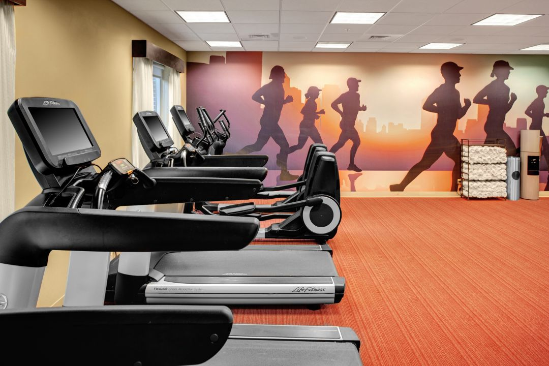 Hyatt Place Columbia / Downtown / The Vista 24/7 Fitness Center
