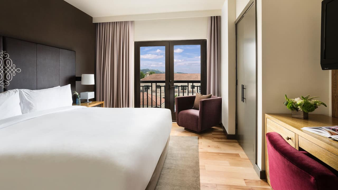 ADA accommodation | Andaz Napa
