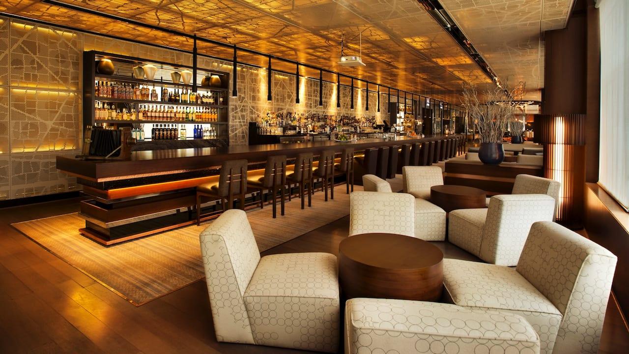 The Long Bar at Hyatt Regency Gurgaon