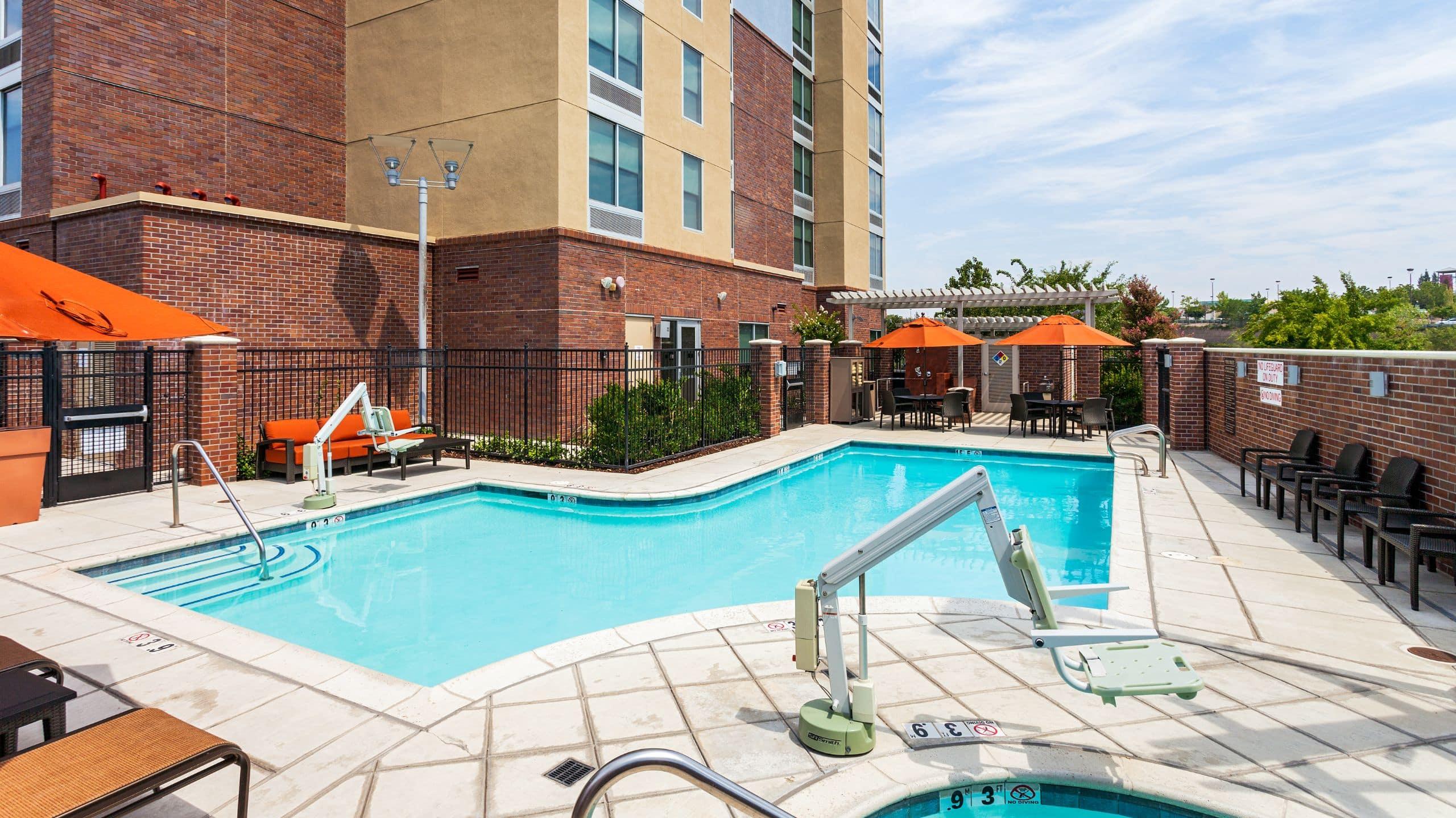 Best Hotel Near Westfield Galleria In Roseville Ca Hyatt Place Sacramento