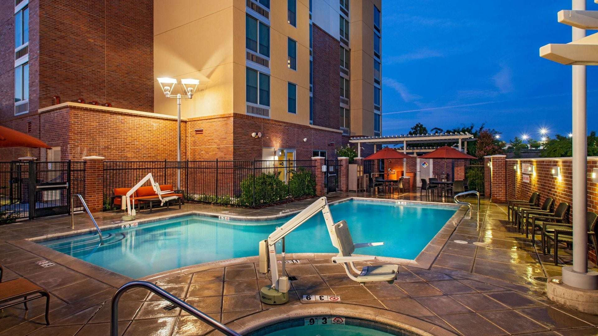 Excellent guest reviews and hotel photos hyatt place - Johnson swimming pool roseville ca ...