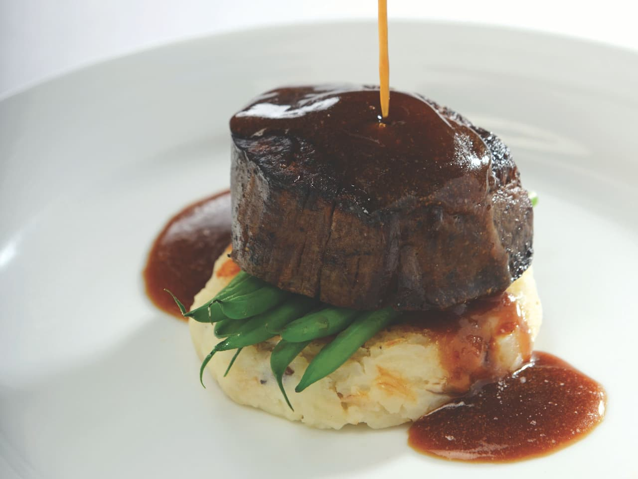 Filet with Gravy