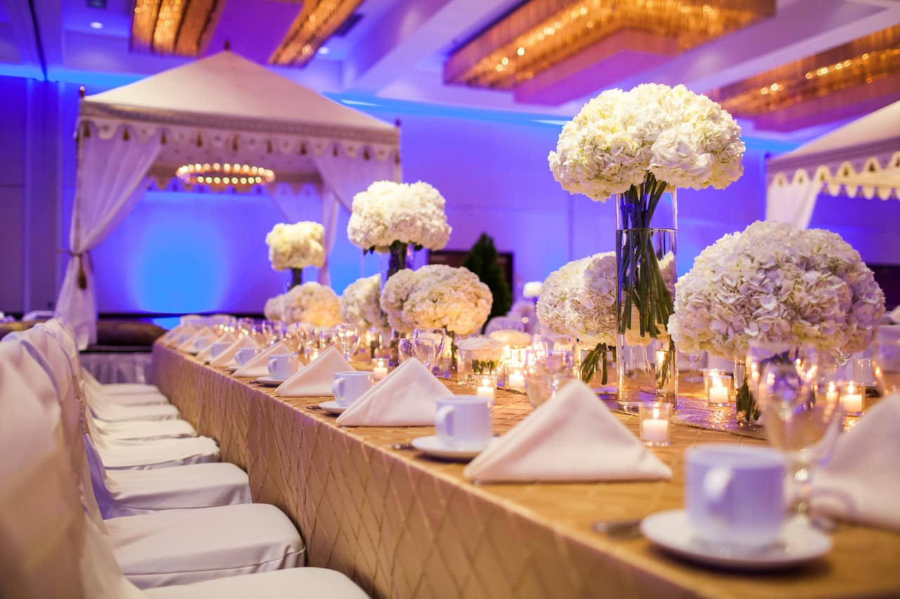 Hyatt Regency Cincinnati Wedding Venues in Downtown Cincinnati