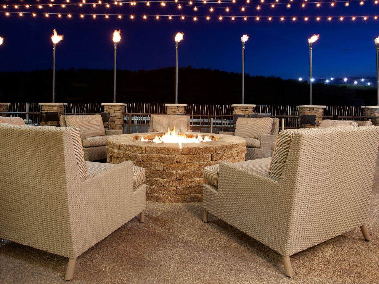 Parlay firepit