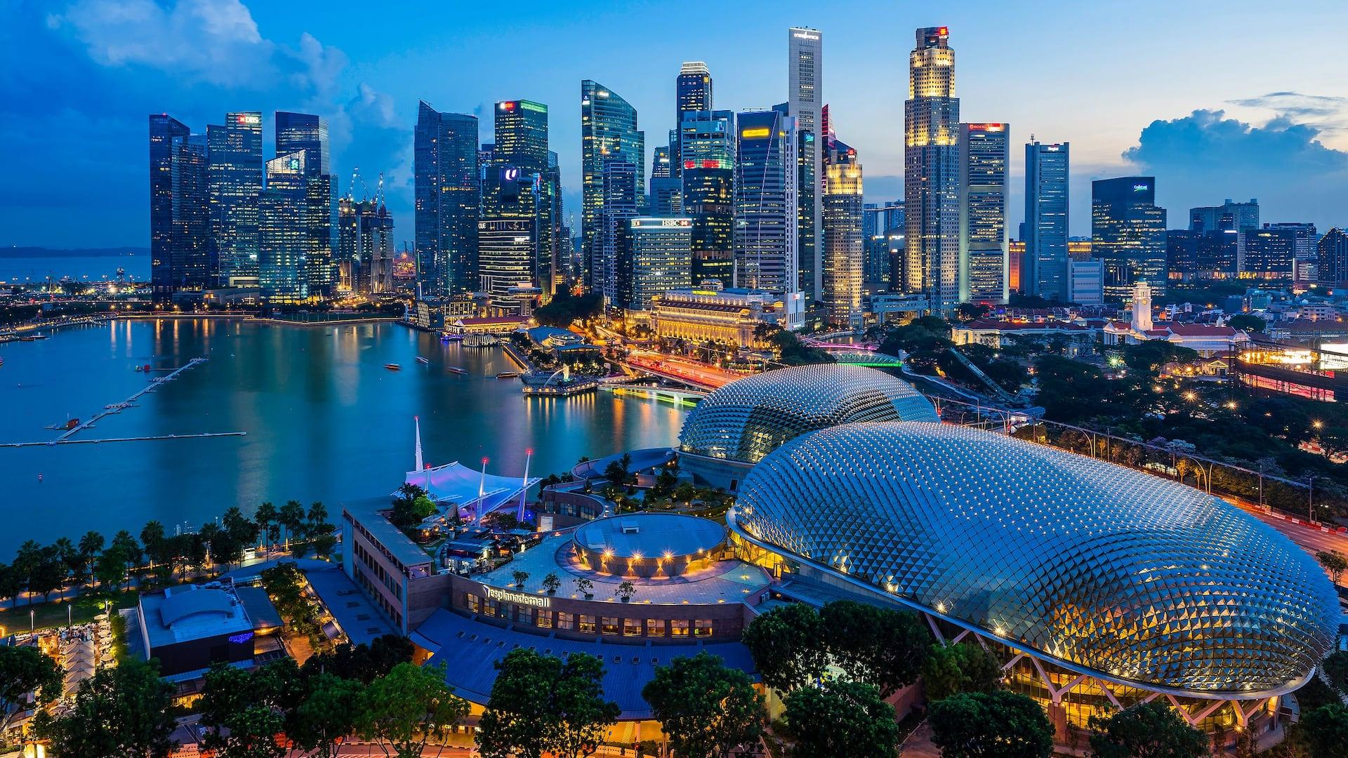 Grand Hyatt Singapore Esplanade