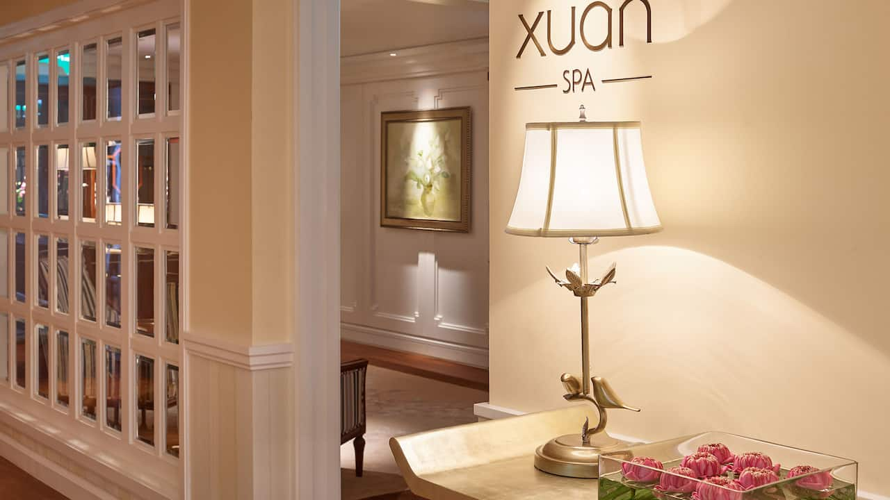 Xuan Spa, Park Hyatt Saigon Hotel in Ho Chi Minh City, Vietnam