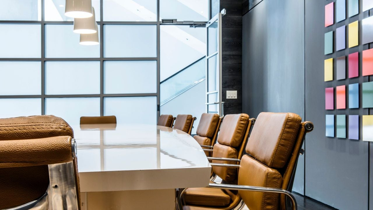 Millennium Boardroom Table