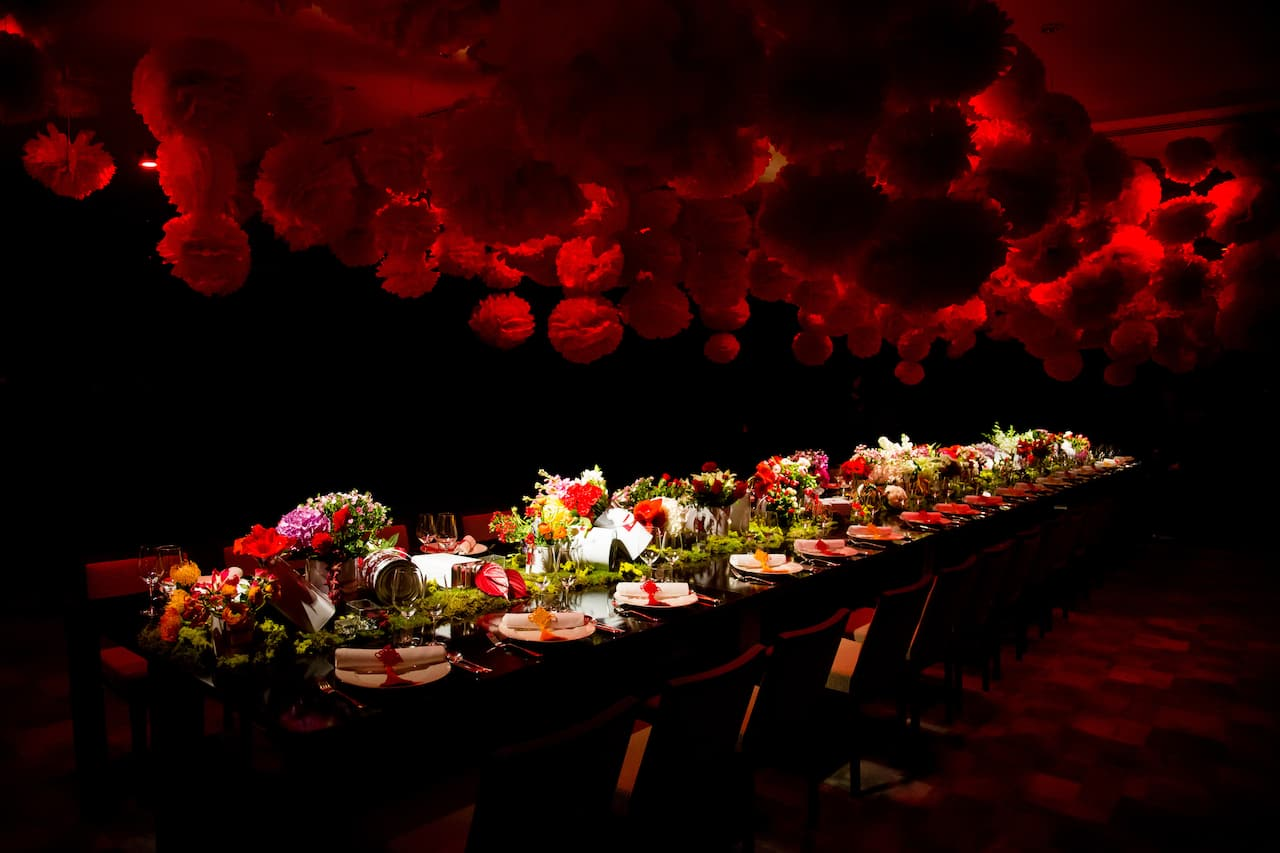 Residence style venue for any special events at Grand Hyatt Hotel Singapore