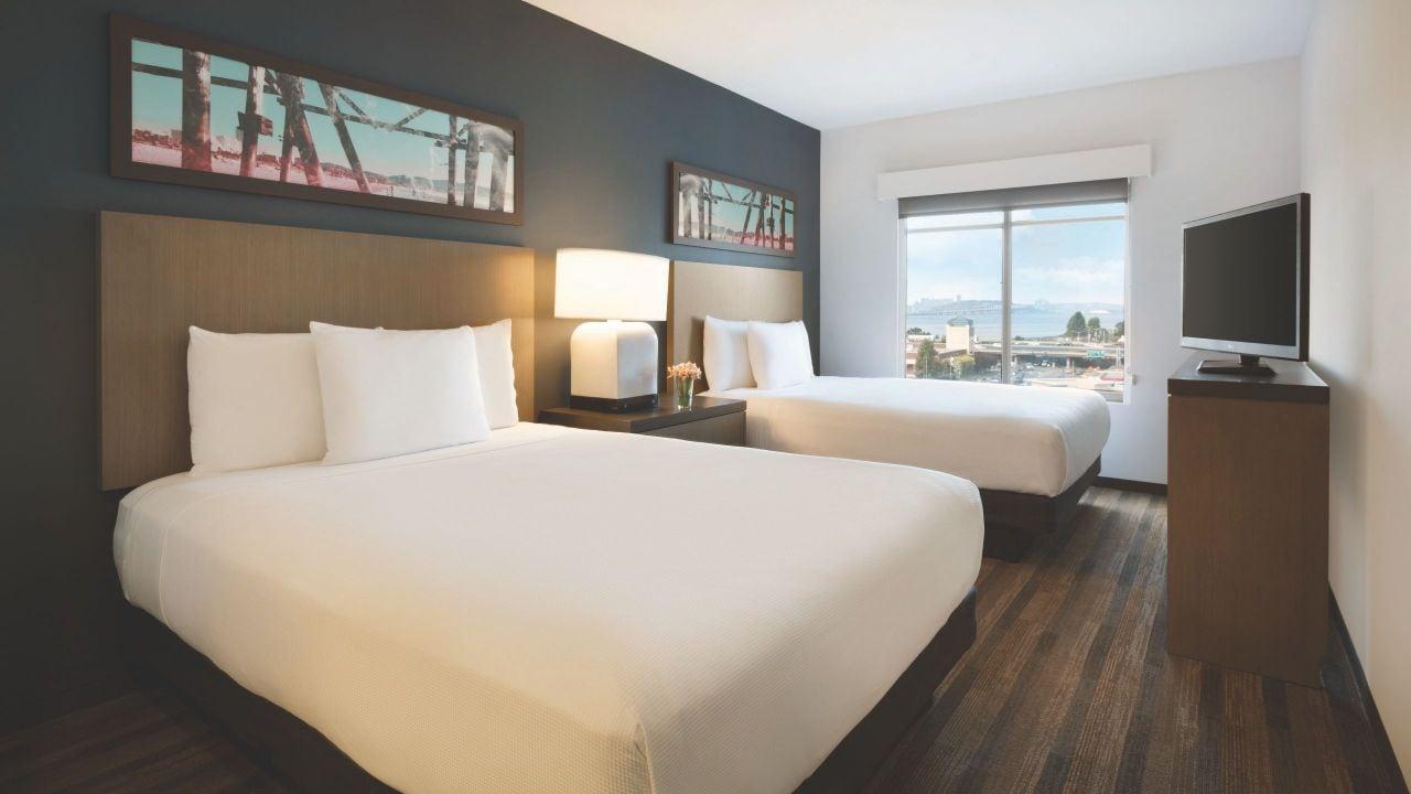 Hotel Rooms In Emeryville California