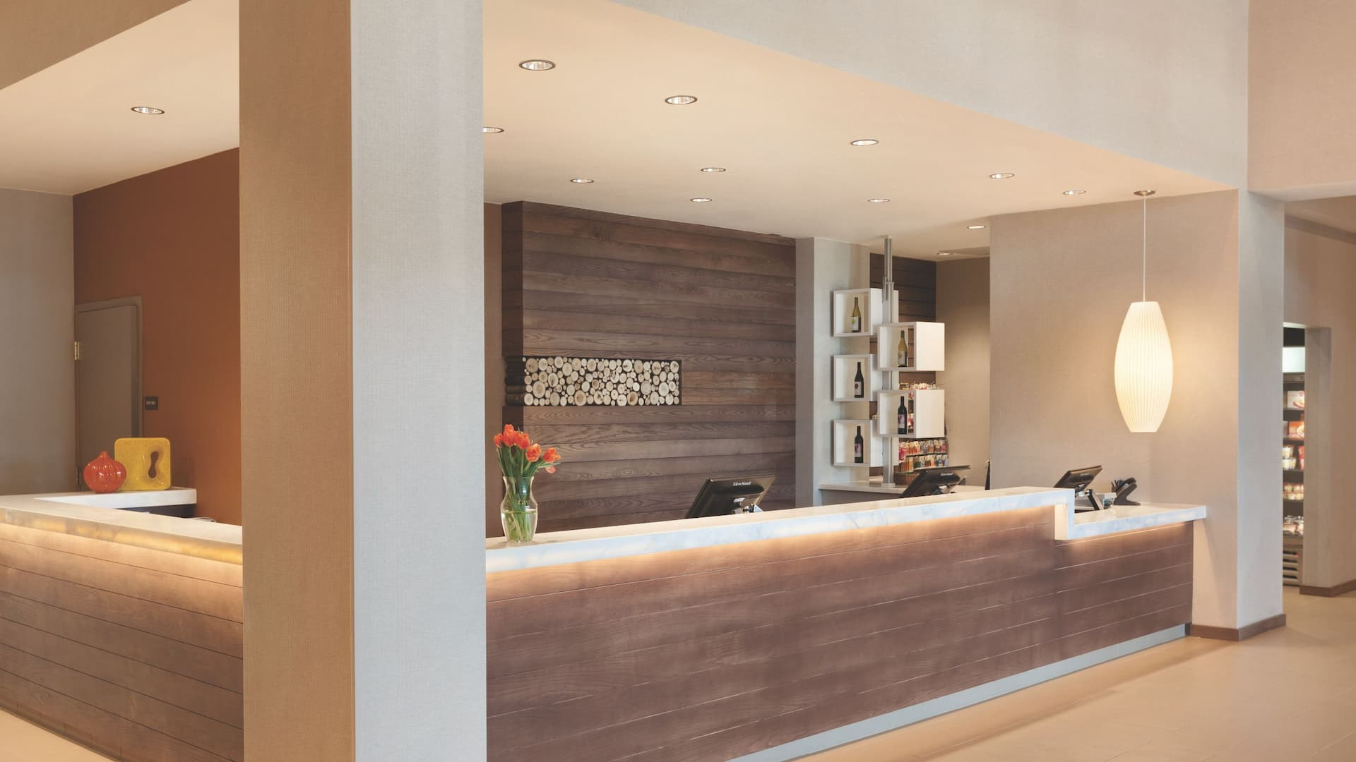 Hyatt House Emeryville / San Francisco Bay Area Lobby