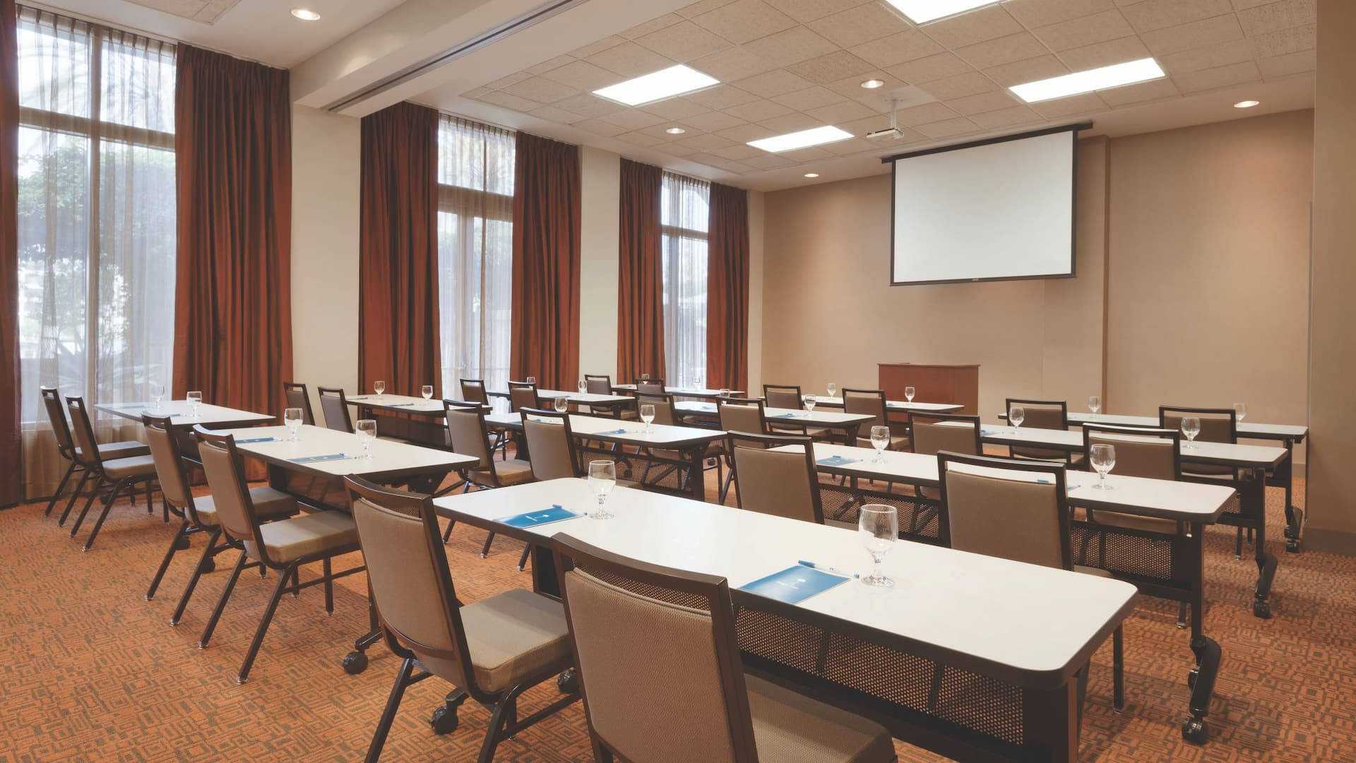 Meeting Room Hyatt House Emeryville / San Francisco Bay Area
