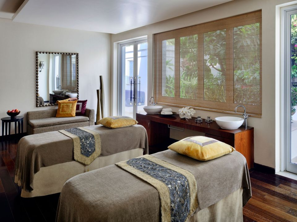 Amara Spa Couples Suite