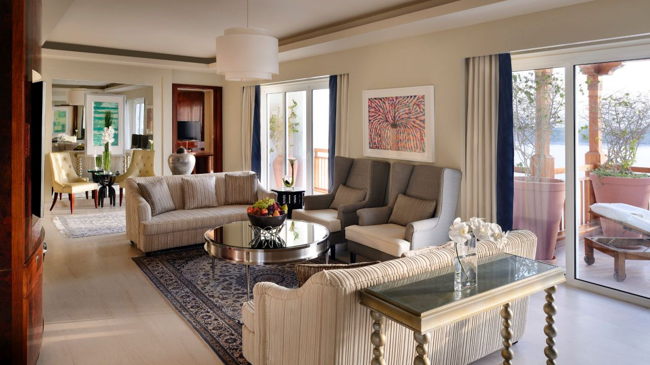 Presidential Suite living area